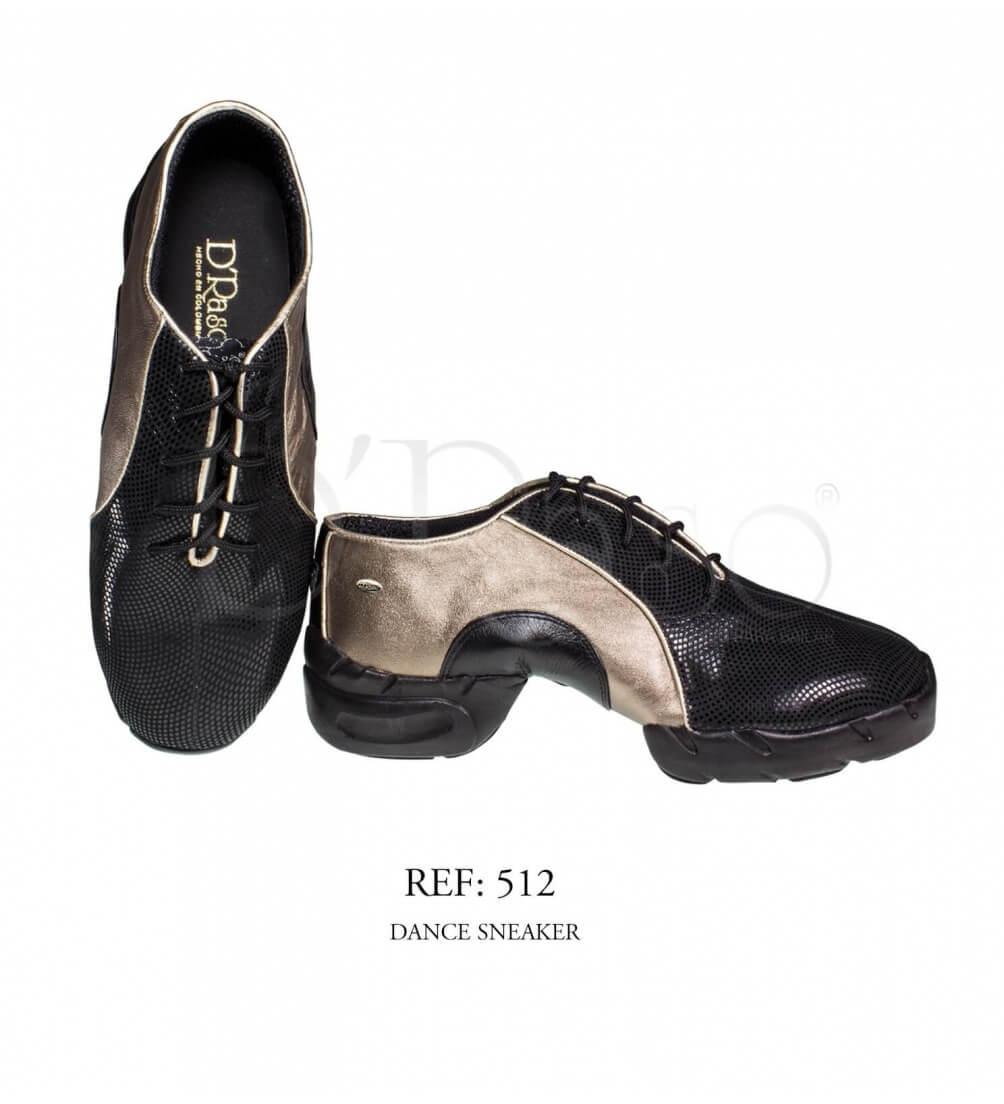 512 / DANCE SNEAKER / TENIS PARA BAILAR (BAJO PEDIDO)