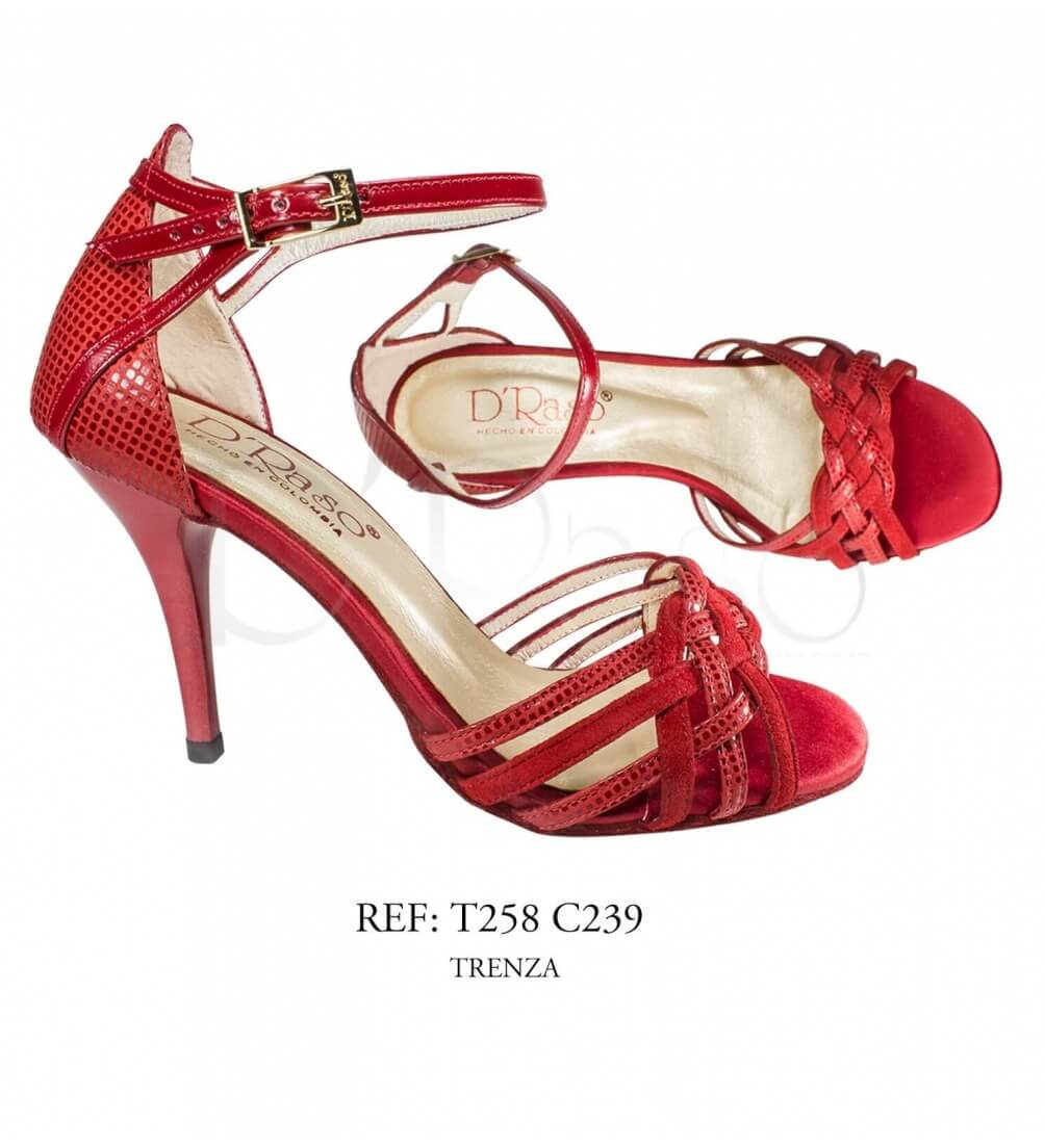 T258 C239 TRENZA / TANGO - SALSA - BACHATA / WOMAN (ON REQUEST)