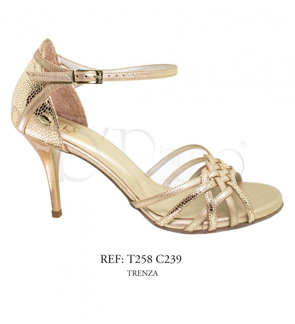 T258 C239 TRENZA / TANGO - SALSA - BACHATA / WOMAN (ON REQUEST)