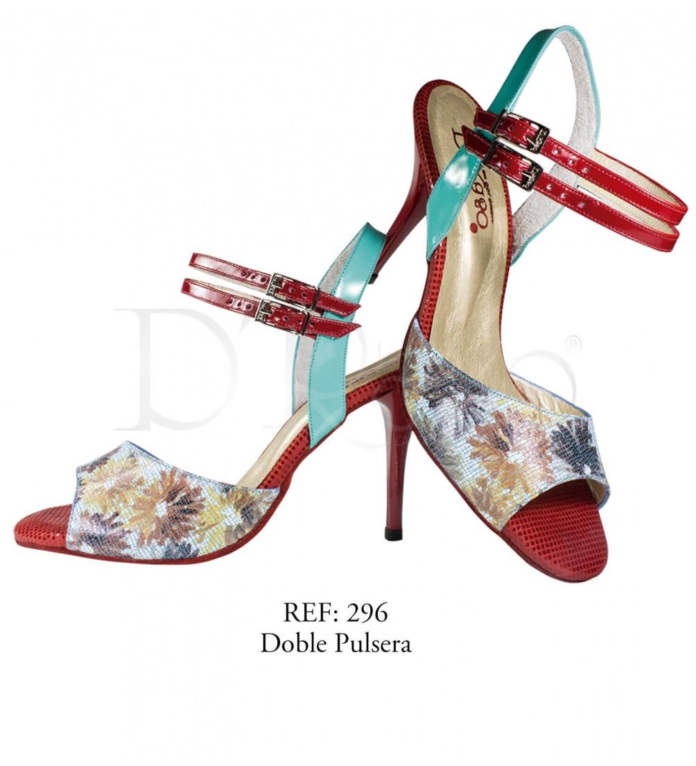 296 DOBLE PULSERA / TANGO - SALSA - BACHATA / WOMAN (ON REQUEST)