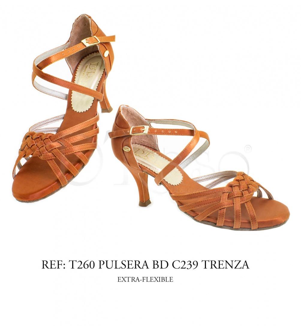 T260 PULSERA BD C239 TRENZA / SALSA EXTRAFLEXIBLES / WOMAN (ON REQUEST)